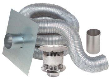 Z-Flex® Venting Systems - Z-flex