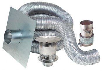 Gas Fireplace Kit (Z-Flex® Chimney Liner Kits - Gas
