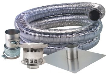 Stupendous Z Flex Chimney Liner Kits Gas Aluminum Z Flex Home Remodeling Inspirations Genioncuboardxyz