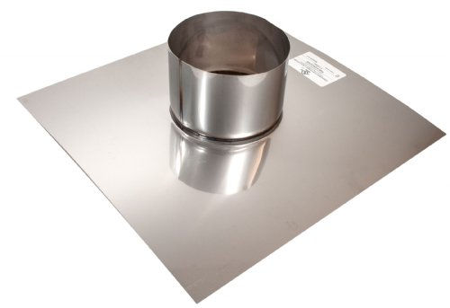 Stainless Steel Chimney Flashing