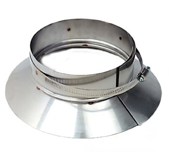 Stainless Steel Top Support Storm Collar