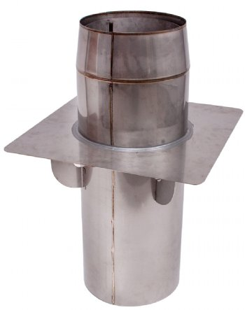 Z Vent Double Wall Roof Jack